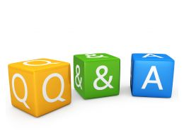 Three Cubes With Quality And Assurance Stock Photo