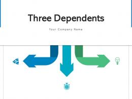 Three Dependents Infrastructure Business Growth Technology Management Resource