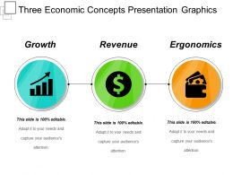 Three Economic Concepts Presentation Graphics