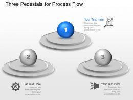 three_pedestals_for_process_flow_powerpoint_template_slide_Slide01