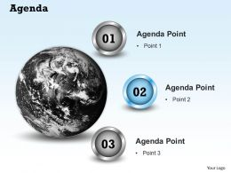 Three Points For Agenda Display 0214