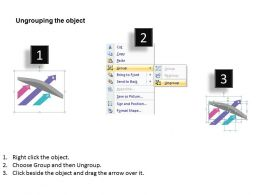 three_progressive_arrows_one_crossing_through_flat_powerpoint_design_Slide03