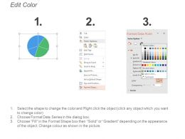 three_stages_data_visualization_pie_chart_for_business_presentation_Slide05