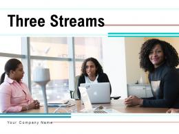 Three Streams Business Implementation Roadmap Management Governance