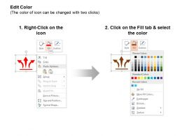 three_way_process_arrows_call_option_job_search_ppt_icons_graphics_Slide03
