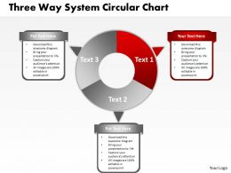 three_way_system_circular_chart_powerpoint_templates_graphics_slides_0712_Slide02