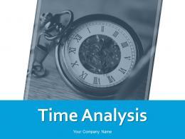 Time Analysis Powerpoint Presentation Slides
