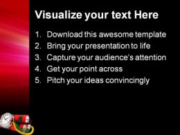Time Bomb Future PowerPoint Template 1110  Presentation Themes and Graphics Slide02