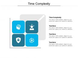 Time Complexity Ppt Powerpoint Presentation Styles Designs Download Cpb