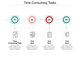 Time Consuming Tasks Ppt Powerpoint Presentation Show Gallery Cpb