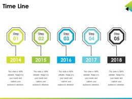 Time Line Powerpoint Templates Microsoft