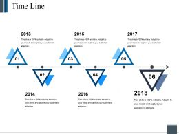 Time Line Ppt Diagrams Template 2