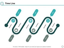 Time Line Roadmap Ppt Powerpoint Presentation Layouts Guidelines