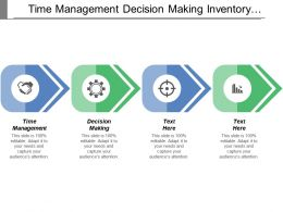 Time Management Decision Making Inventory Control Tool Budgeting Marketing