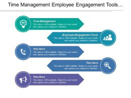 Time Management Employee Engagement Tools Performance Appraisals Content Management Cpb