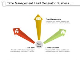 Time Management Lead Generator Business Landscape Investing Methods