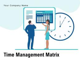 Time Management Matrix Organizational Process Improvement Employees Strategy Business