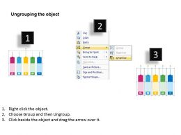 time_management_number_tags_flat_powerpoint_design_Slide03