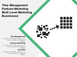 Time Management Podcast Marketing Multi Level Marketing Businesses