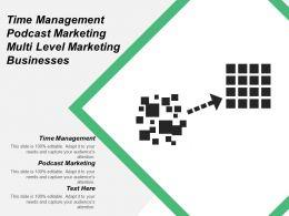 Time Management Podcast Marketing Multi Level Marketing Businesses