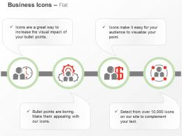 Time Management Process Control Financial Discussion Ppt Icons Graphics