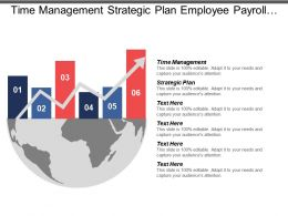 Time Management Strategic Plan Employee Payroll Services Communication Skills