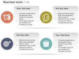 Time Management Target Achievement Team Selection Ppt Icons Graphics