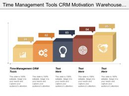time management tools crm motivation warehouse leadership store cpb