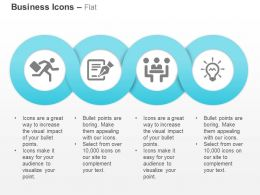 Time Managemnet Report Business Meetings Idea Analysis Ppt Icons Graphics
