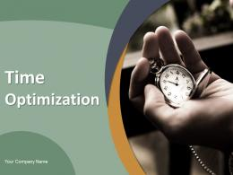 Time Optimization PowerPoint Presentation Slides