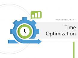 Time Optimization Process Business Distribution Revenue Growth