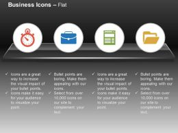 Time Project Site Storage Ppt Icons Graphics
