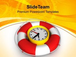 Time To Be Safe Business Powerpoint Templates Ppt Themes And Graphics