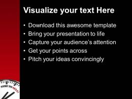Time To Sell Marketing Powerpoint Templates Ppt Themes And Graphics 0113