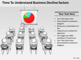 Time To Understand Business Decline factors Ppt Graphics Icons Powerpoint