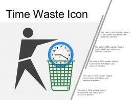 Time Waste Icon