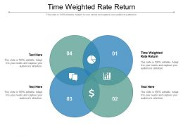 Time Weighted Rate Return Ppt Powerpoint Presentation File Example File Cpb