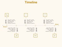Timeline 2016 To 2021 C897 Ppt Powerpoint Presentation Gallery Guide