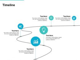 Timeline 5 Stage L735 Ppt Powerpoint Presentation Styles Graphic Tips