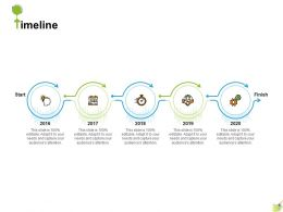 Timeline A1247 Ppt Powerpoint Presentation Pictures Clipart