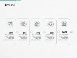 Timeline Blockchain Architecture Design And Use Cases Ppt Designs