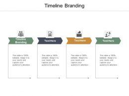 Timeline Branding Ppt Powerpoint Presentation Summary Portfolio Cpb