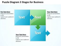 timeline_chart_puzzel_diagram_3_stages_for_business_powerpoint_templates_ppt_backgrounds_slides_0617_Slide01