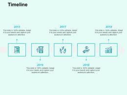 Timeline Checklist F726 Ppt Powerpoint Presentation Portfolio Background