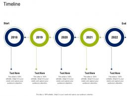 Timeline Commercial Real Estate Property Management Ppt Icon Grid