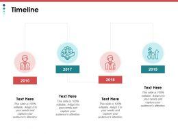 Timeline Communication Ppt Powerpoint Presentation File Inspiration