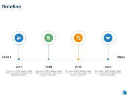 Timeline Communication Technology Ppt Powerpoint Presentation Slides Layout Ideas