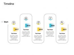 Timeline Company Management Ppt Mockup