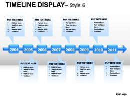 timeline_display_style_6_powerpoint_presentation_slides_Slide02