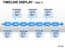 timeline_display_style_6_powerpoint_presentation_slides_Slide03
